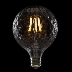 Bombilla LED Filamento Vintage G95 E27  6W 600Lm