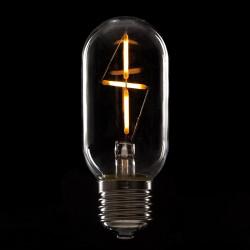 """Vintage"" LED Filament Bulb T45 E27 3W 300Lm"