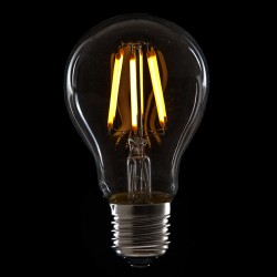 Lámpara Bombilla Filamento LED  DIMABLE E27 6W 560Lm 30.000H