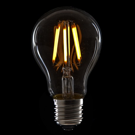 Dimmable 560lm Lampe 6w 30 Ampoule E27 Led 000h Filament JF1cTKl