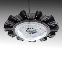 Campana de LEDs Ultrafina IP65 Dimable 50W 120º 5929Lm 50.000H