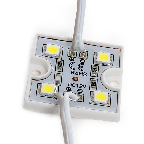 new style f7985 8885a Module 4 LEDs SMD3528 0,6W