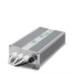 Transformador LEDs 220VAC/12VDC 250W 21A IP67