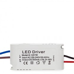 Dimmable Driver for ECOLINE LED Downlights 9W