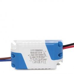 Driver Dimable para Downlights de LEDs ECOLINE 3W