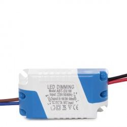 Driver Dimable para Downlights de LEDs ECOLINE 5W