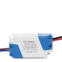 Driver Dimable para Downlights de LEDs ECOLINE 7W
