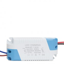 Dimmable Driver for ECOLINE LED Downlights 12W