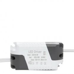 Driver No Dimable para Placas de LEDs 3W