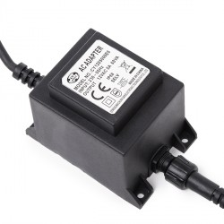 Transformer 60W 230VAC/12VAC IP68 Submersible