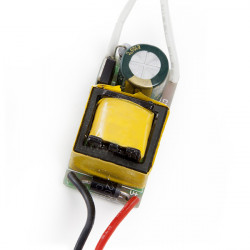 Integrated LED Driver 6-10W 18-32V 280-300mA