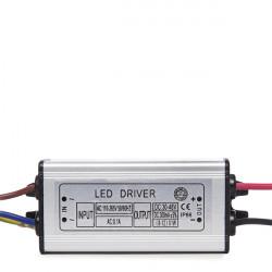 Driver No Dimable para Proyector de LEDs 10W