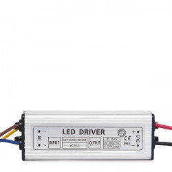 Non-Dimmable Driver for LED Floodlight 20W