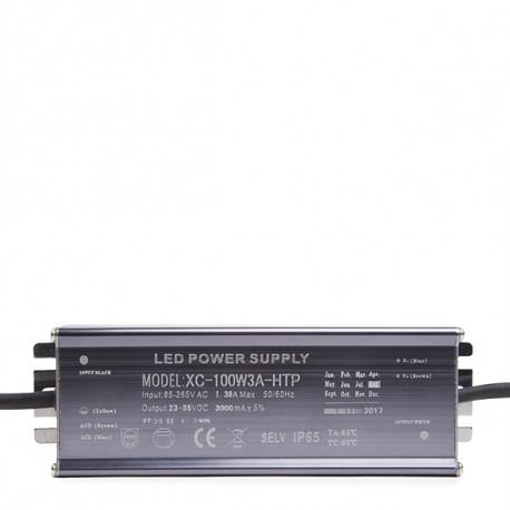100 watt led projektör driver