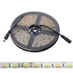 5 Metre 300 LED Strip 60W SMD5050 24VDC IP65