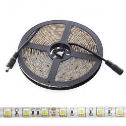 Tira de 5 Metros 300 LEDs 60W SMD5050 24VDC IP65