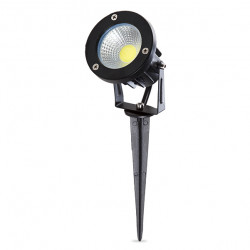 LED Garden Spotlight with Stake 9W 810Lm  50.000H