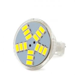 Lámpara LEDs GU4 MR11 2,5W  180Lm 30.000H
