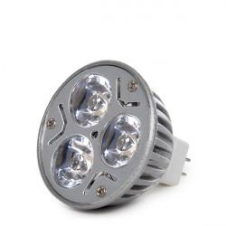 Lámpara LED GU 5,3 ECOLINE 6W 550Lm 30.000H