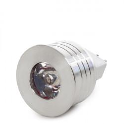 Lámpara Spot de LEDs 1W GU5,3 12V 90Lm 30.000H