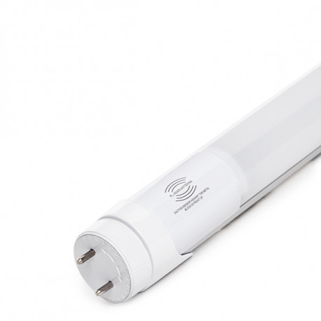 LED Tube with Microwave Motion Sensor 1200mm 18W Opal Cool White