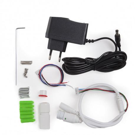 WIFI-camera/Deurbel - LED verlichting - Bewegingsdetectie