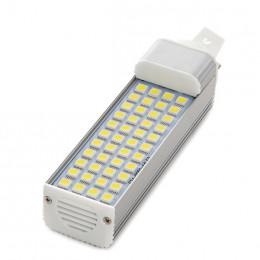 Lámpara Bombilla G24 4 Pins de 40 LEDs SMD5050 8W 680Lm 30.000H