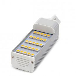 Lámpara Bombilla G24 de 25 LEDs SMD5050 5W 420Lm 30.000H