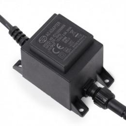 Transformador 30W 230VAC/24VAC IP68 Sumergible