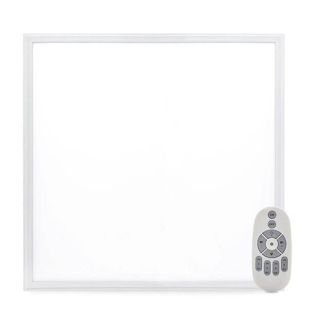 Panel de LEDs Marco Blanco 595x595x12mm con Control Remoto ...