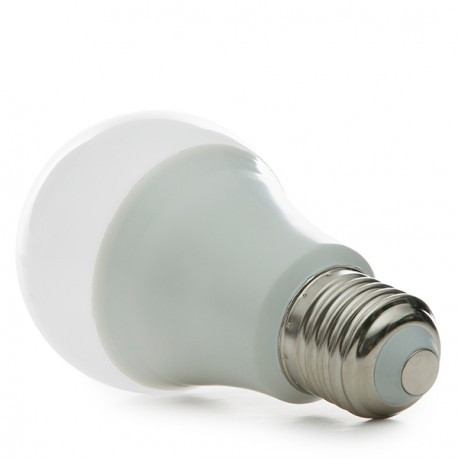 Pack of 5 LED Bulbs Aluminum / PC E27 7W 630Lm 30.000H