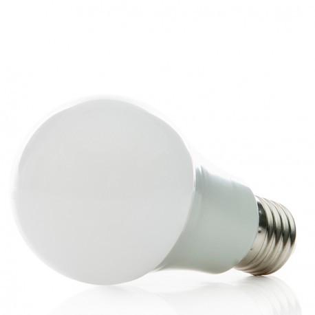Pack of 5 LED Bulbs Aluminum / PC E27 7W 630Lm 30.000H