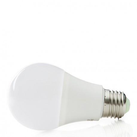 Pack de 5 Lámparas Bombilla de LEDs Esférica Aluminio/PC E27 9W 810Lm 30.000H