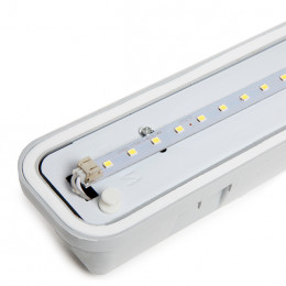 Luminaria de LEDs Estanca IP65 1200mm 20W 2000Lm 30.000H