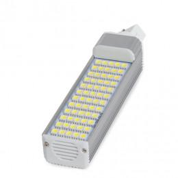 Lámpara Bombilla G24 4 Pins de 60 LEDs SMD5050 12W 1000Lm 30.000H