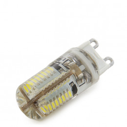 Lámpara Bombilla G9 64 LEDs SMD3014 3W 200Lm 30.000H