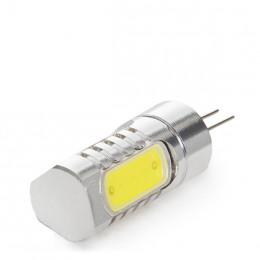 Lámpara Bombilla G4 de 3 LEDs COB 4,5W 250Lm 30.000h