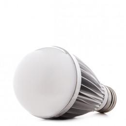Lámpara Bombilla de LEDs Esférica E27 7W 12VAC/DC 630Lm 30.000H