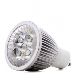 Lámpara Bombilla LEDs Spot GU10 5W 12VDC 400Lm 30.000H