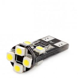 Lámpara Bombilla de LEDs Base  T10 8 x 3528SMD