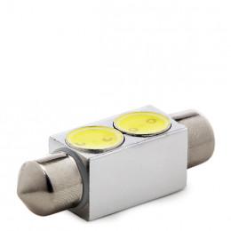 Lámpara Bombilla de LEDs Festoon 36mm 2 x 2W