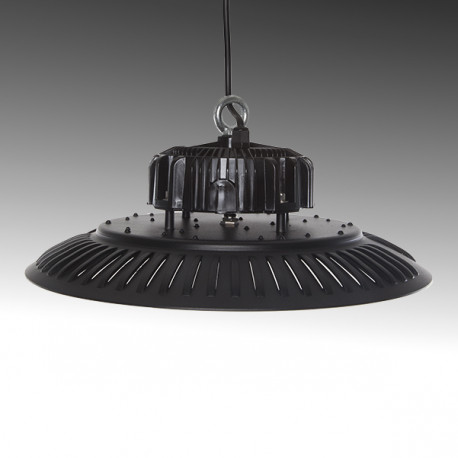 "LED ""High Bay"" UFO 150W SMD 2835 IP65 90º 15000Lm 50.000H"