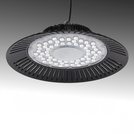 "LED ""High Bay"" UFO 200W SMD 2835 IP65 90º 20000Lm 50.000H"