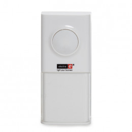 IP55 push button - White