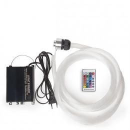 Fibre Optic Light Machine 150 Fibres 16W LED RGB
