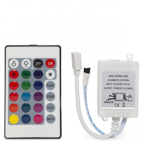 RGB Controller and Remote Control BRICO Series Indoor IP25