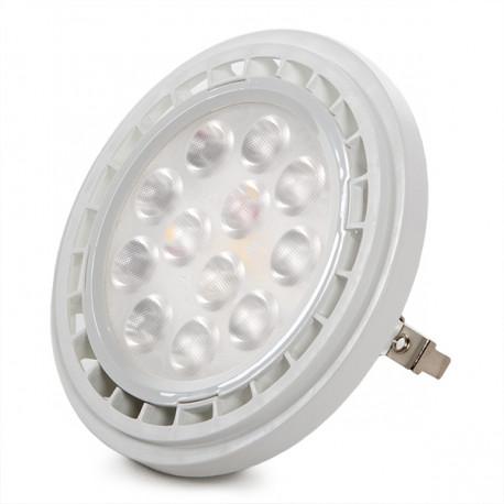 Lámpara Bombilla de LEDs AR111 G53 SMD2835 7W 700Lm 30.000H