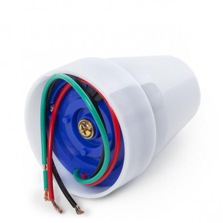Interruptor Crepuscular IP65 10A 2-100Lux