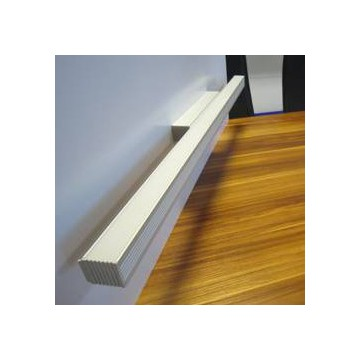 Perfil Aluminio Para Iluminacion Espejos Y Cuadros Opal 1m - Iluminacion-led-para-cuadros