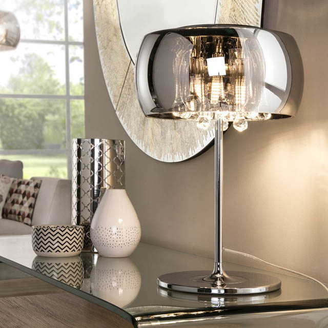 Sch 508516 Table Lamp Argos 3xg9 With